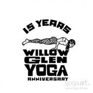15-yoga-art-logo-design-willow-glen-yoga-15-years