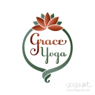 16-yoga-art-logo-design-grace-yoga-studio
